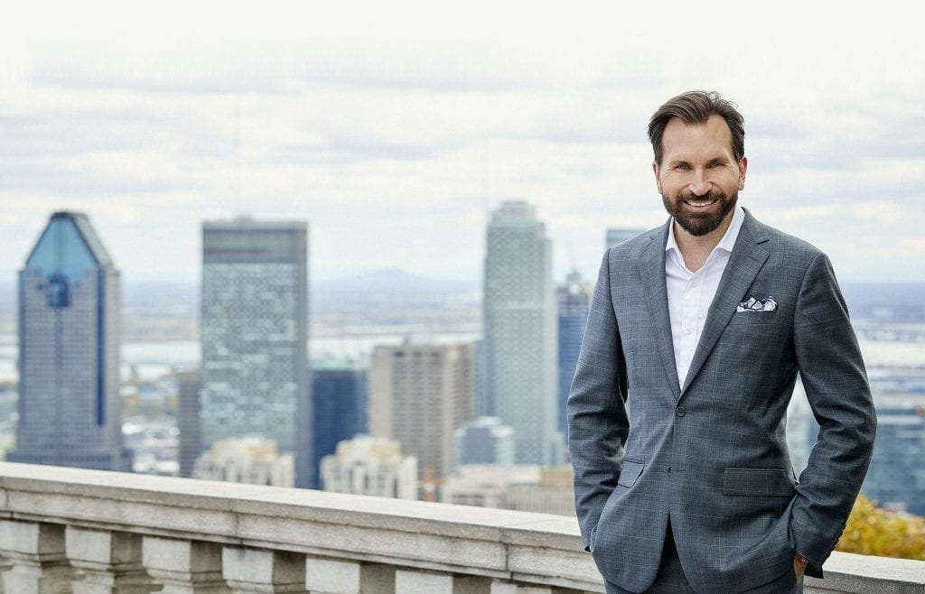 Yanick Sarrazin Courtier immobilier Montréal