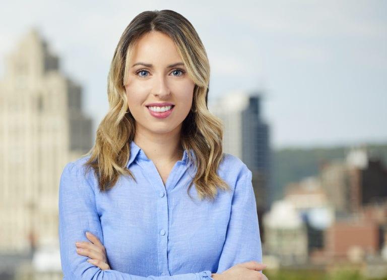 Justine Audet Coordonnatrice Marketing