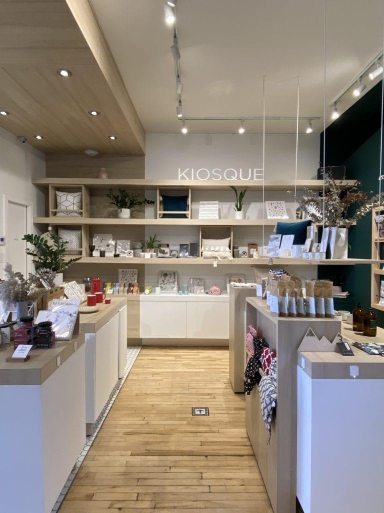 Café-boutique La dépendance du Plateau Mont-Royal