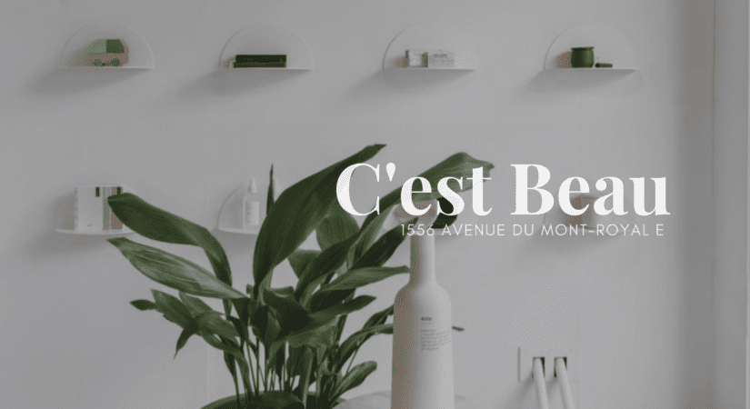Cest Beau Boutique in Montreal