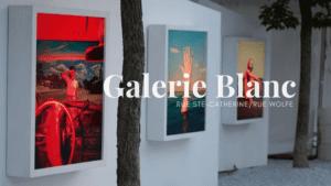 Galerie Blanc - Ville-Marie