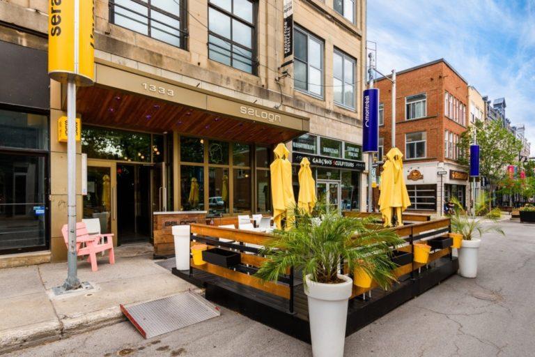 Fonds de commerce restaurant Montréal
