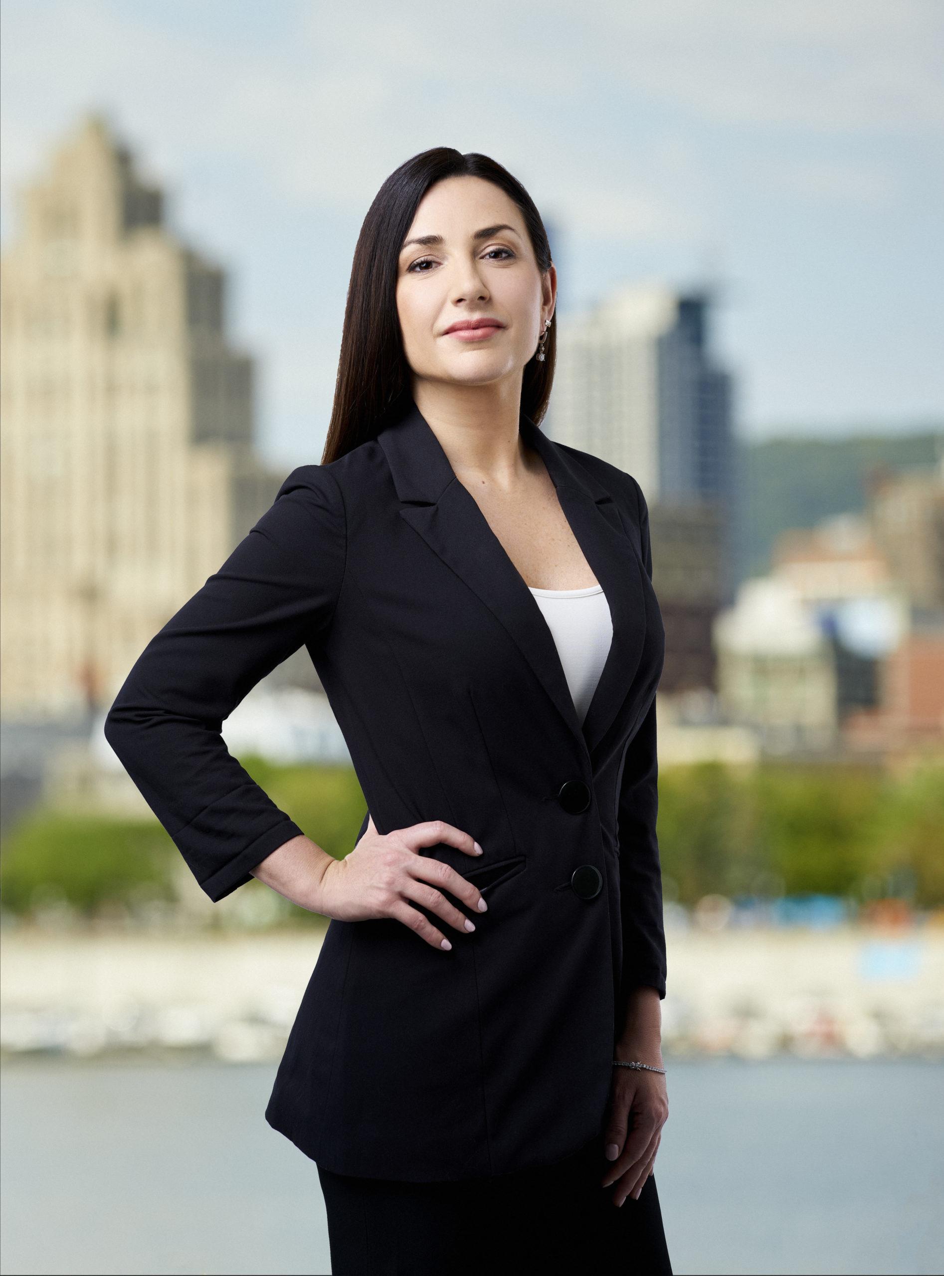 Marcia San Juan - Courtier Immobilier - Équipe YESARRAZIN