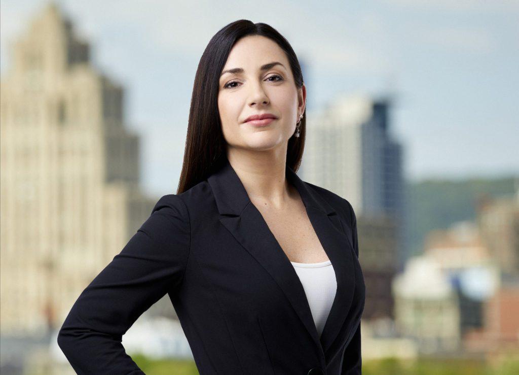 Marcia San Juan - Courtier immobilier Montréal - Équipe YESARRAZIN