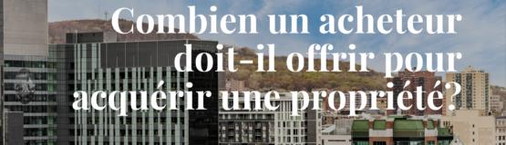 Montréal - immobilier