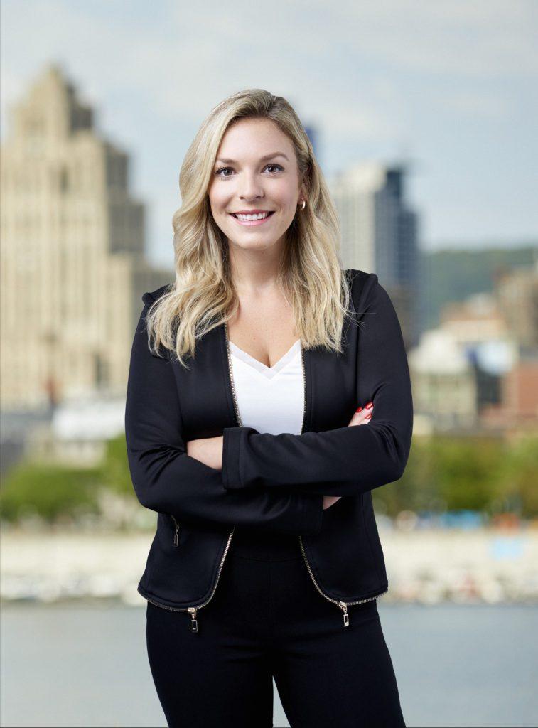 Félixe Gobeil-Comte - Coordonnatrice marketing Montréal - Équipe YESARRAZIN