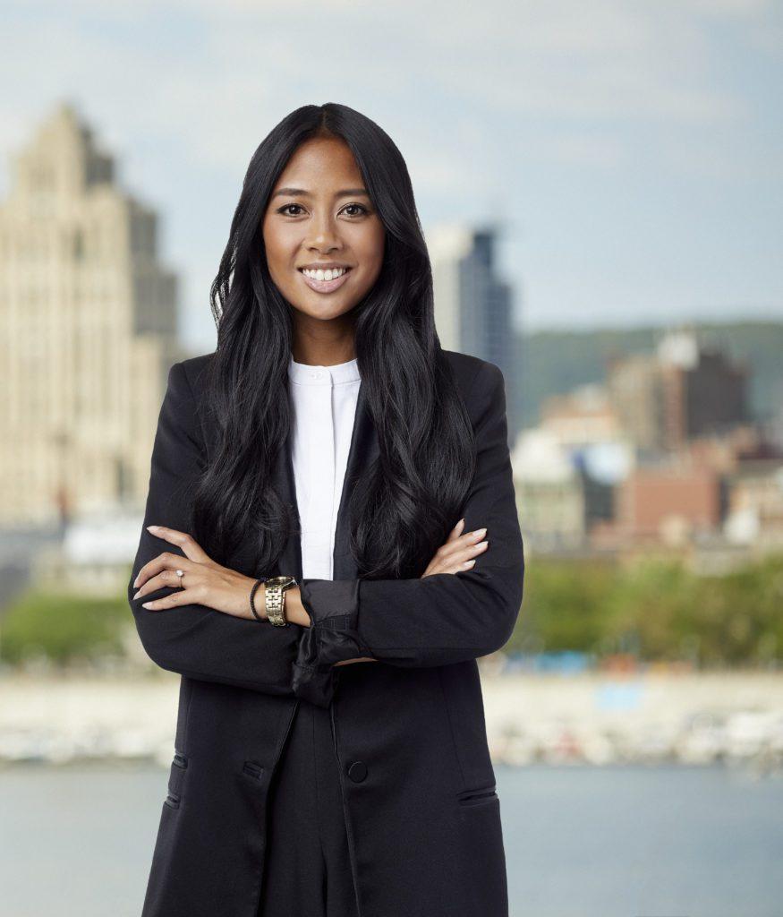 Veronica Lopez Paragas - Directrice marketing Équipe YE/SARRAZIN-Courtiers immobiliers à Montréal